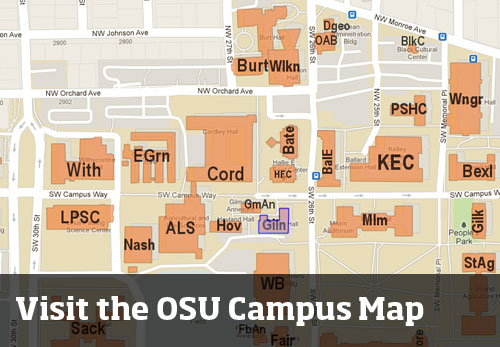 OSU Campus Map
