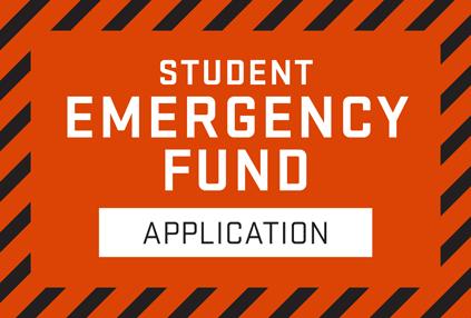 OSU student emergency fund application