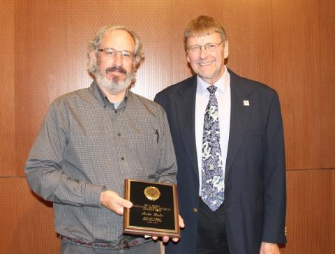John Bolte and Russ Karrow